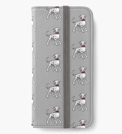 Dalmatian iPhone Wallet