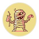 Junkfood Mummy by strangethingsA