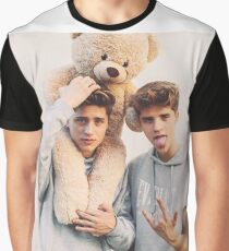 twins teddy  Graphic T-Shirt