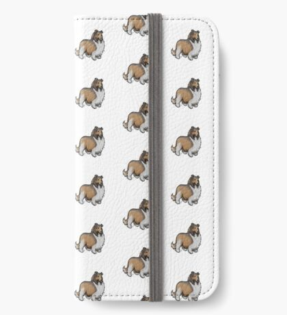 Collie iPhone Wallet