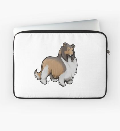Collie Laptop Sleeve