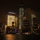 Night Manhattan by KukiWho