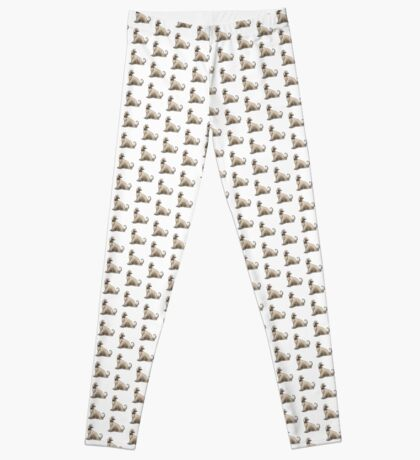 Afghan Hound Leggings