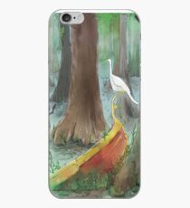 Moon at Noon  iPhone Case