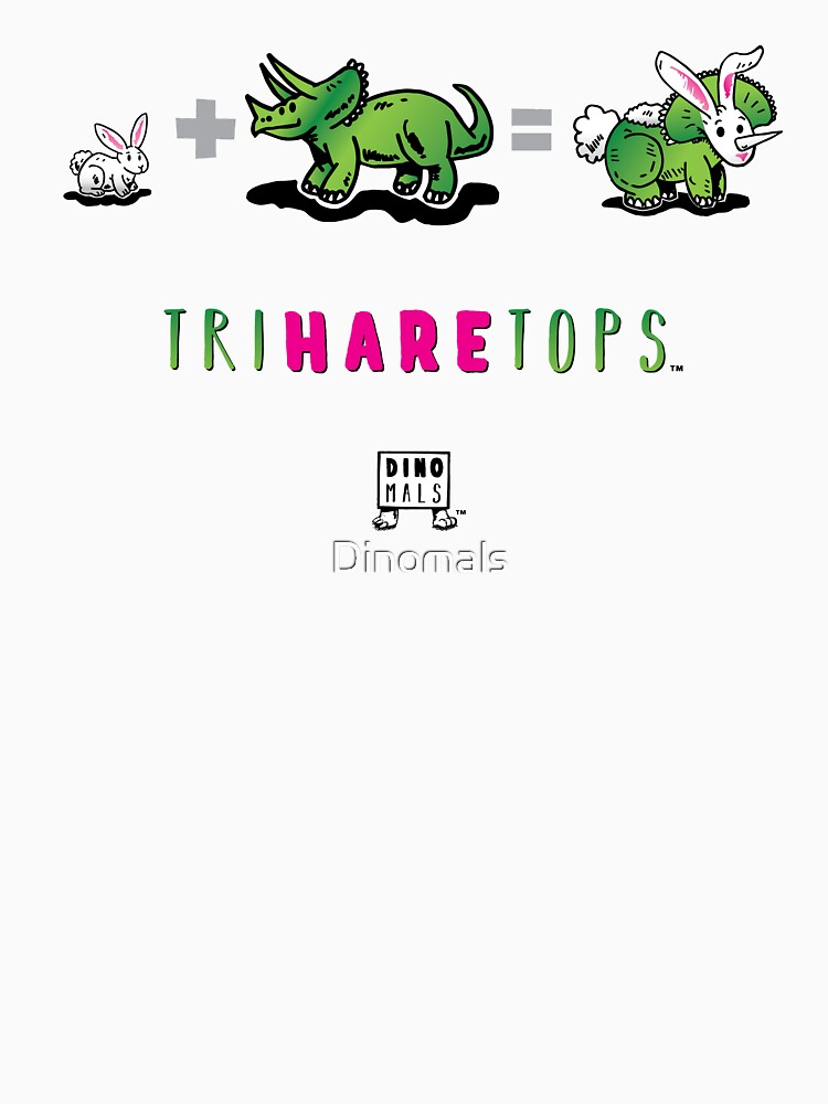 TRIHARETOPS™: MATH by Dinomals