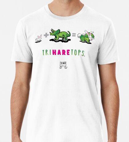 TRIHARETOPS™: MATH Premium T-Shirt