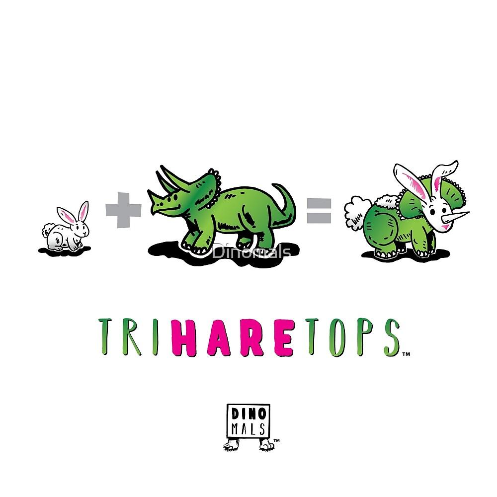 TRIHARETOPS™: MATH by Dinomals