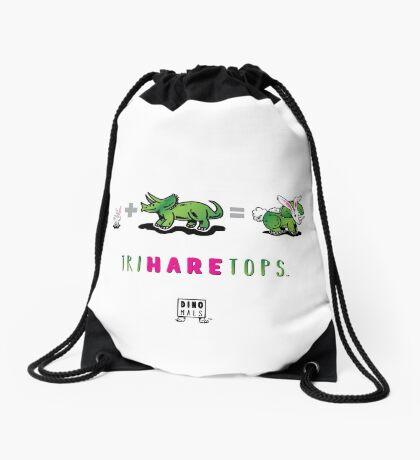 TRIHARETOPS™: MATH Drawstring Bag