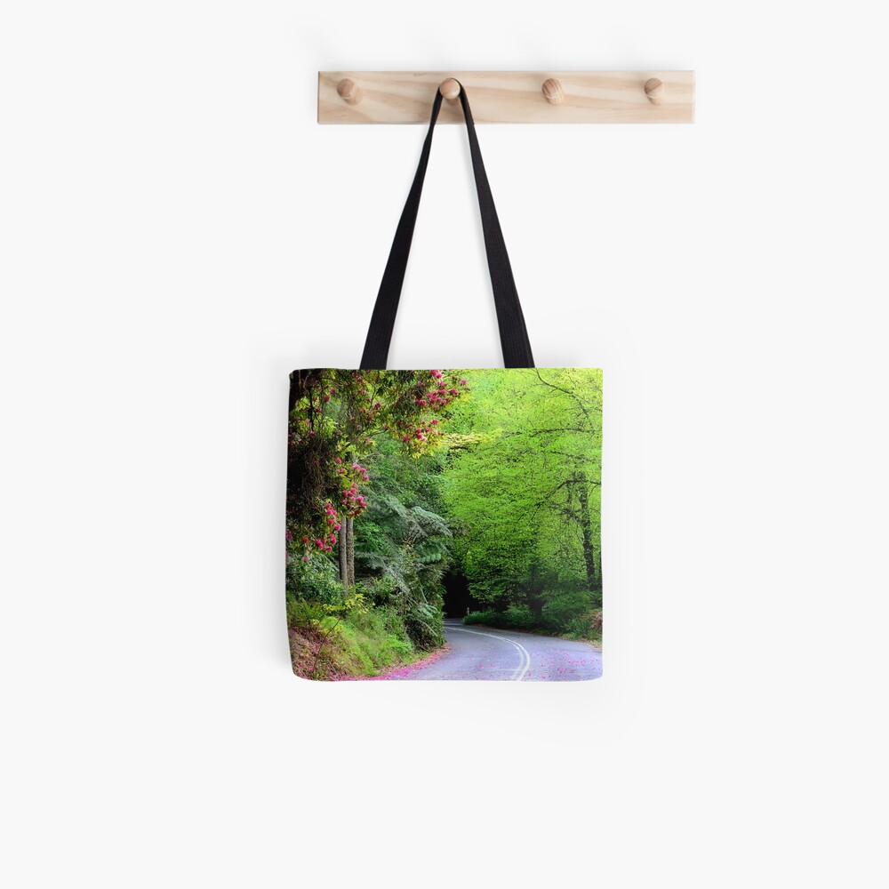 Spring on The Avenue - Mt Wilson NSW Tote Bag