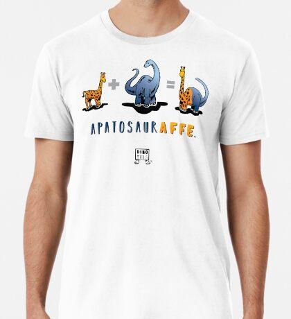 APATOSAURAFFE™: MATH Premium T-Shirt