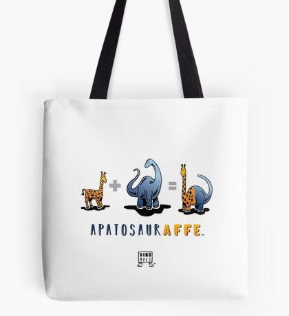 APATOSAURAFFE™: MATH Tote Bag