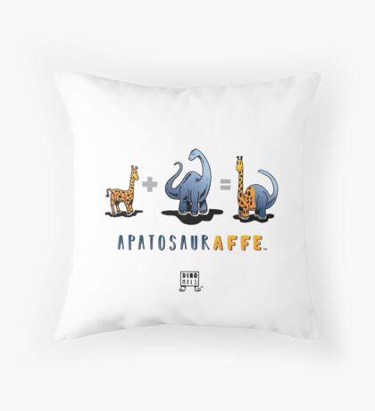 APATOSAURAFFE™: MATH Throw Pillow