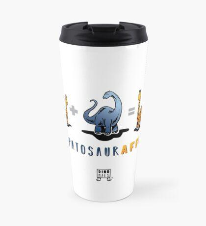 APATOSAURAFFE™: MATH Travel Mug