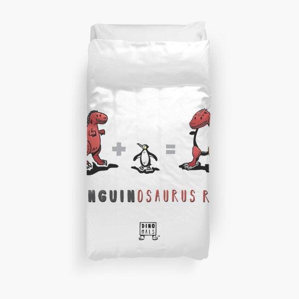PENGUINOSAURUS REX™: MATH Duvet Cover