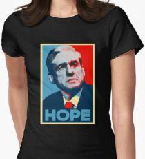 Robert Mueller - HOPE Women's Fitted T-Shirt