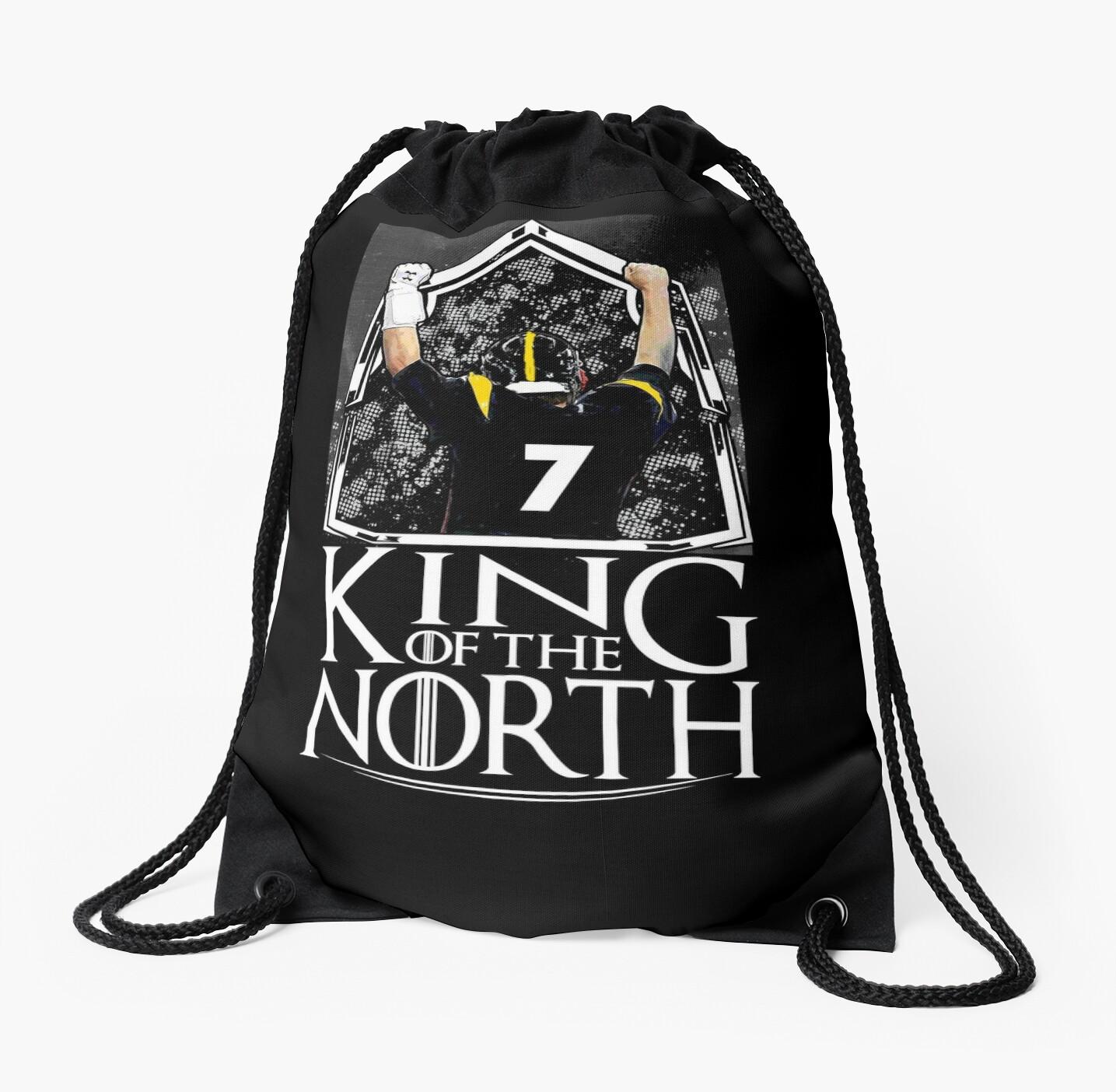 Ben Roethlisberger King The North Pittsburgh Steelers Football