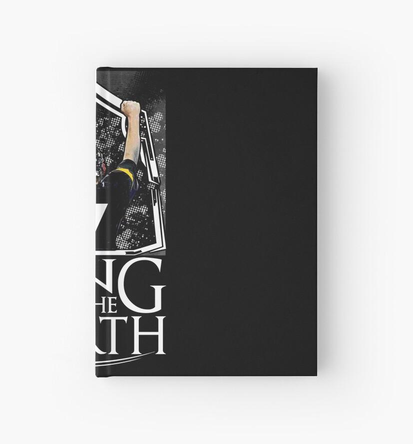 Cuadernos de tapa dura «Rey de Roethlisberger del norte de ...
