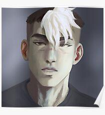 Voltron Shiro portrait Poster