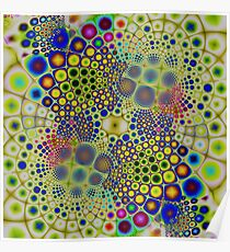 Abstract composition 149 Poster