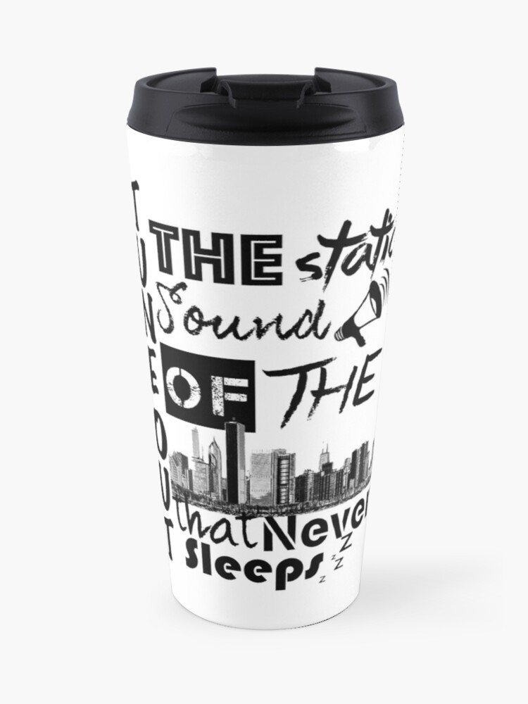 Disconnected 5SOS Lyrics | Travel Mug