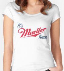 Es ist Müllerzeit! Tailliertes Rundhals-Shirt