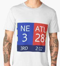 The Falcons 28-3 Lead Men's Premium T-Shirt