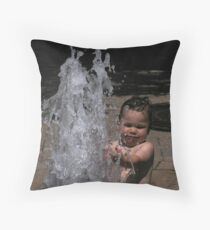 Childs Play Throw Pillow