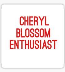Cheryl Blossom Sticker
