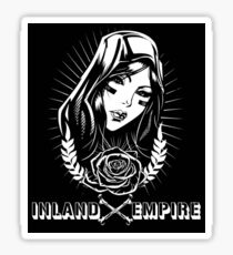 Inland Empire 'The Chicana' Sticker