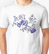 Shouldn't Talk - Alice in Wonderland T-Shirt