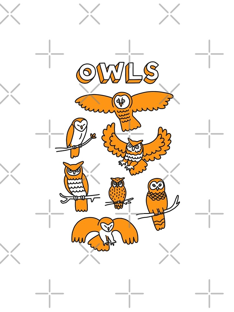 OWLS by obinsun