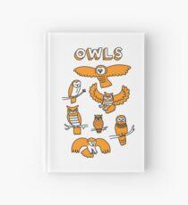 OWLS Hardcover Journal