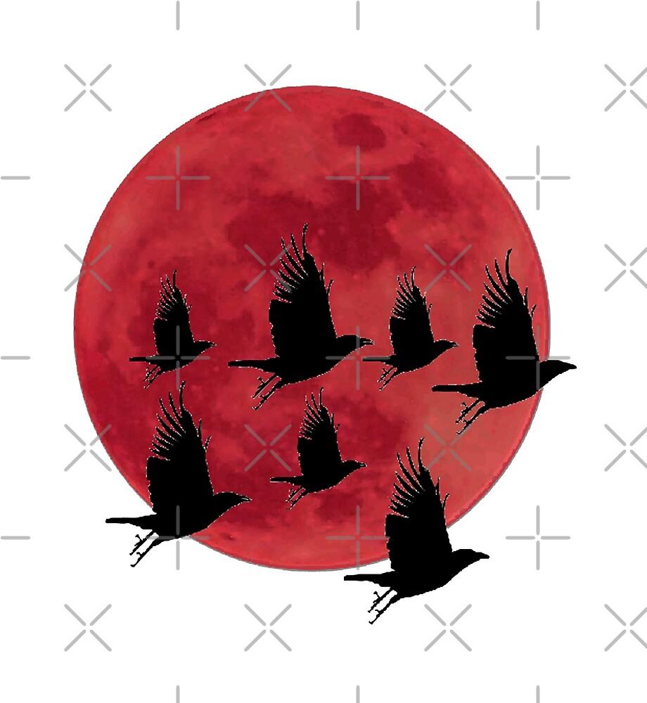 BLOOD MOON NIGHTS by NINUNO