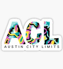 Austin City Limits Sticker