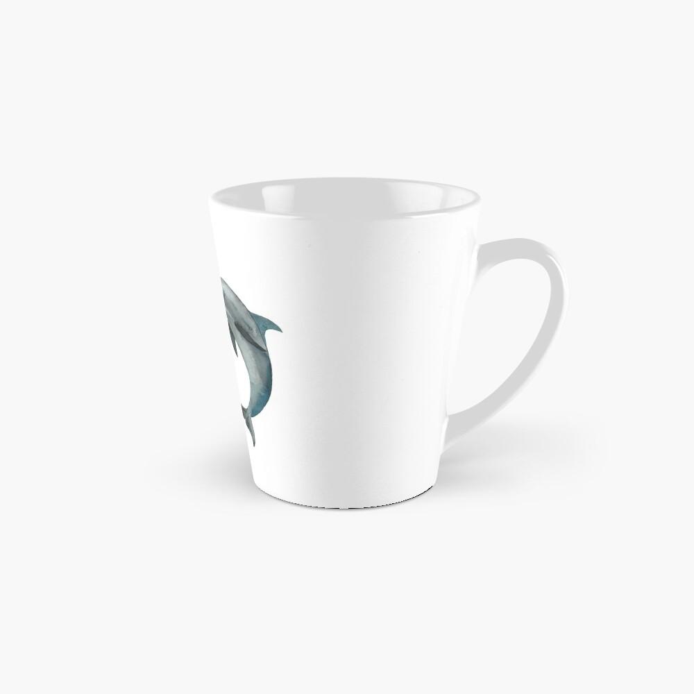Dancing Dolphins Tall Mug