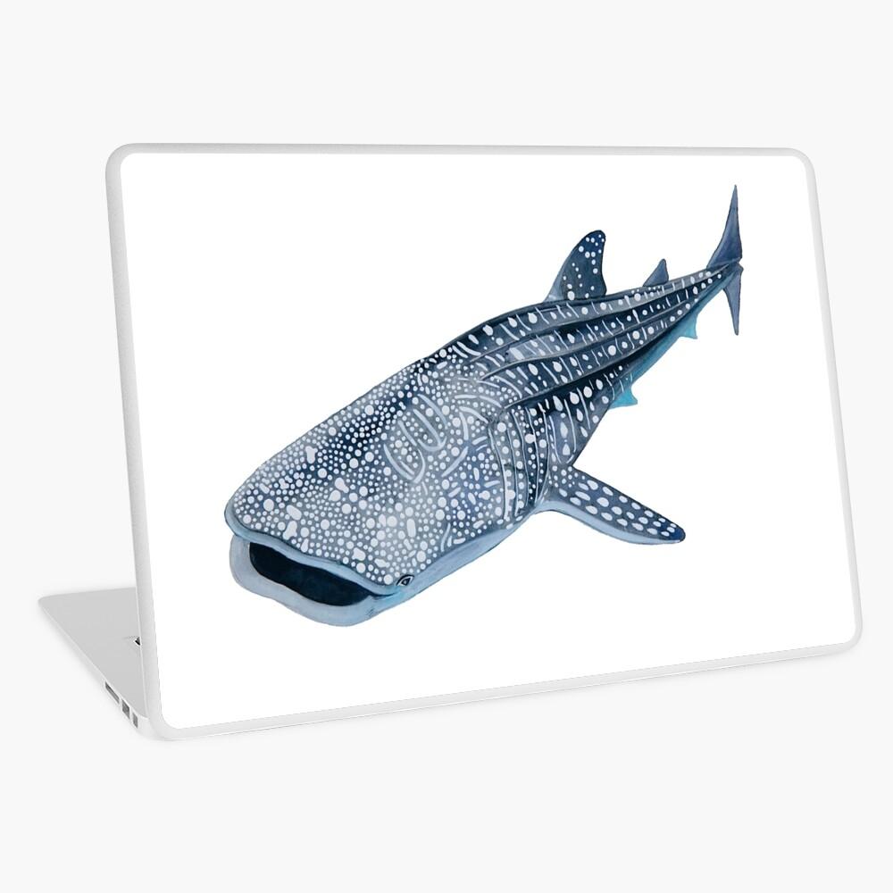 Whale Shark Laptop Skin