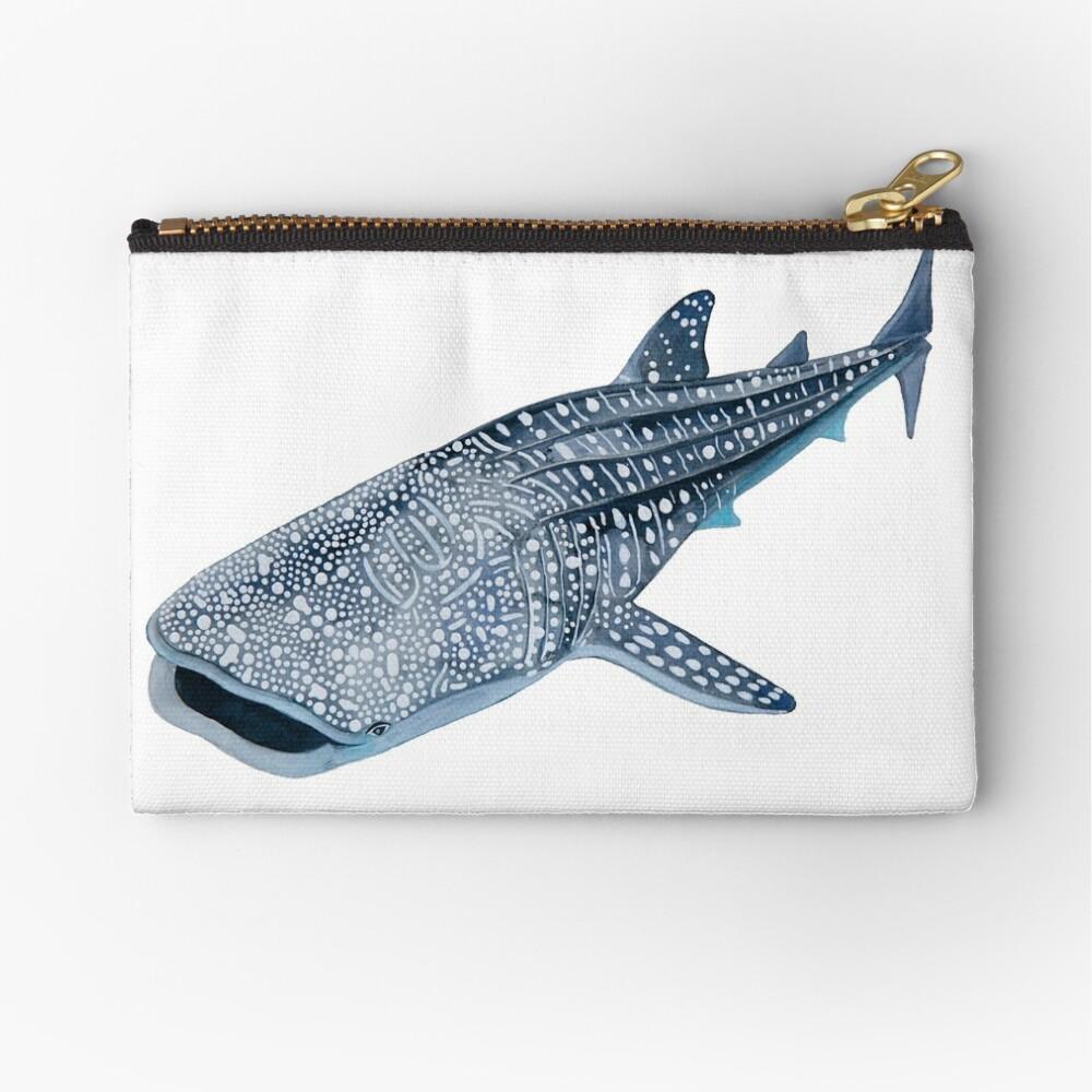 Tiburón ballena Bolsos de mano