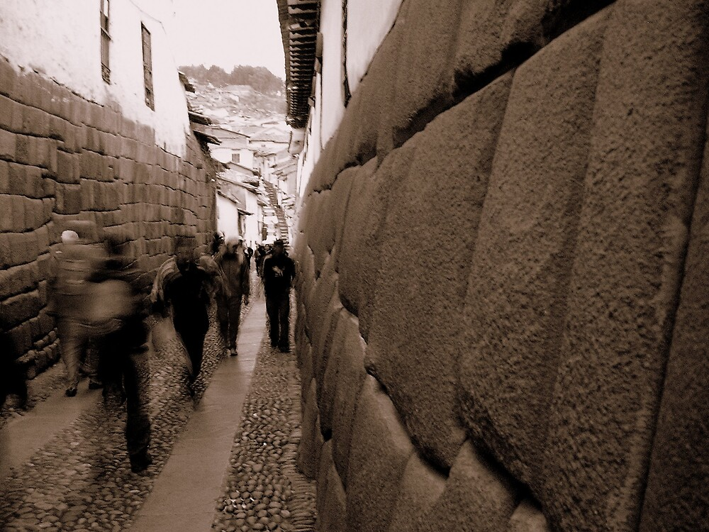 Cusco by ioandavies