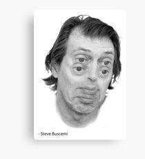 Lienzo Steve Buscemi Eyes