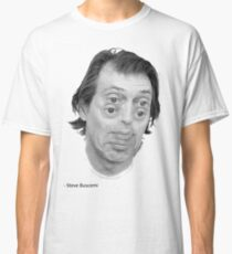Steve Buscemi Eyes Classic T-Shirt