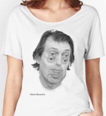 Steve Buscemi Eyes Women's Relaxed Fit T-Shirt