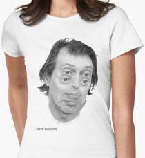 Camiseta entallada para mujer Steve Buscemi Eyes
