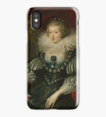 Portrait of Anne of Austria 1620 - 1630 Peter Paul Rubens iPhone Case/Skin