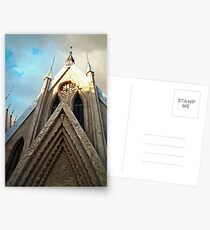 Cathedral Spires Postcards