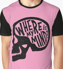 Where is my Mind - Fight Club  Graphic T-Shirt