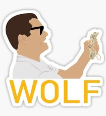 LOUP Sticker