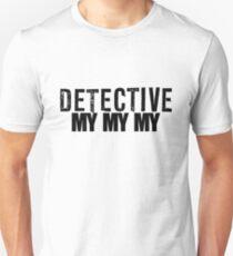 Joe Kenda Detective Mymymy T-Shirt