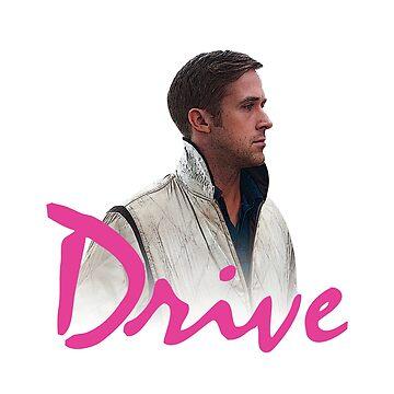 Ryan Gosling - Drive Tee by chris-captures