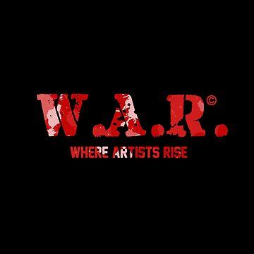 W.A.R. Logo by WARMERCH