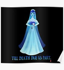 Haunted Bride Poster